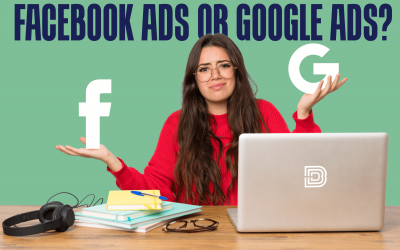 Facebook Ads or Google Ads- And the Winner Is?